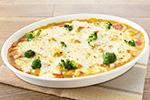 川越産野菜とチキンのタンドリー風グラタン