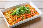 川越産野菜のクチュンバーサラダ