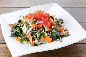 彩の国の彩り野菜の農園風サラダ