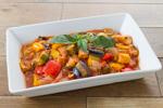 川越産トマトごろごろ〈夏〉野菜のラタトゥイユ